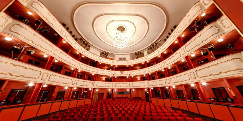 Galerie Moravského divadla Olomouc